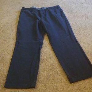 Nautica flat front dress pants